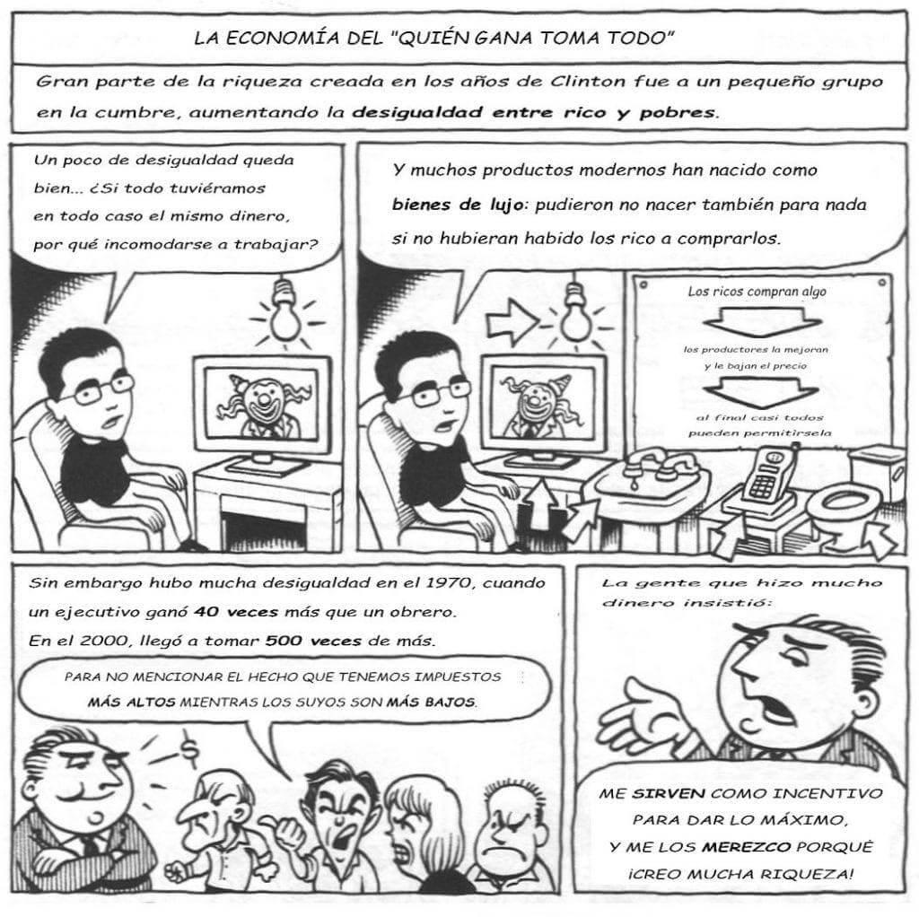 Economix - Cómics sobre economía