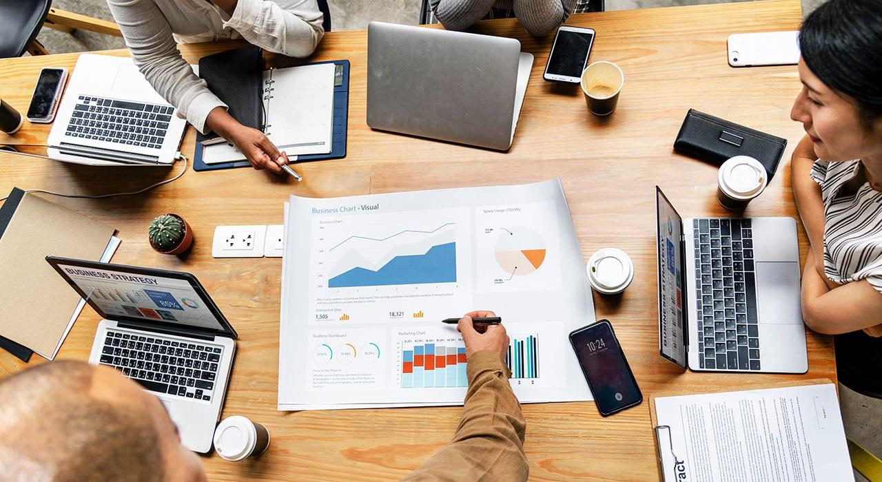 Inventario y diagnóstico financiero