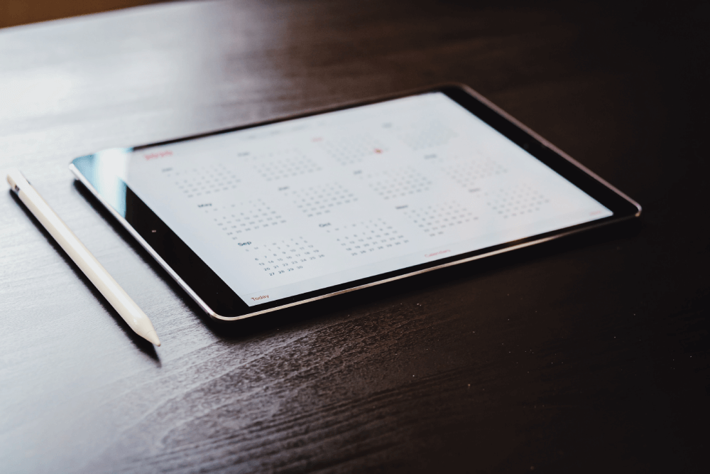 Calendario fiscal - Calendario del contribuyente