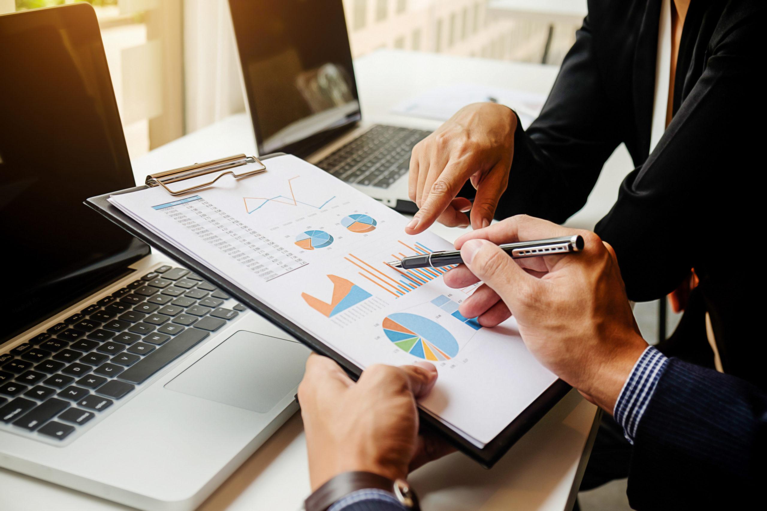 Llevar contabilidad de la empresa